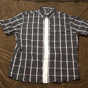 Pelle Pelle Short Sleeve Button Down Shirt